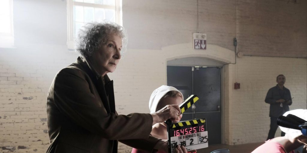 Margaret Atwood The Handmaid's Tale Set for Season 1