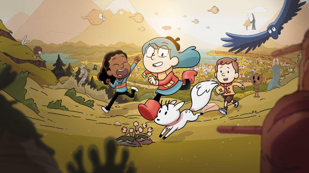 When Will Hilda Season 2 Release on Netflix? - Alltvupdates