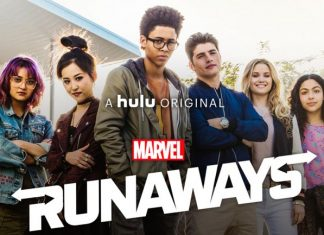Hulu Original Marvel's Runaways