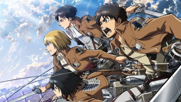 Attack On Titan Season 4 Release Date