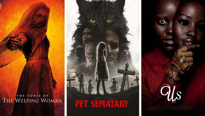 2019 Thriller movies so far