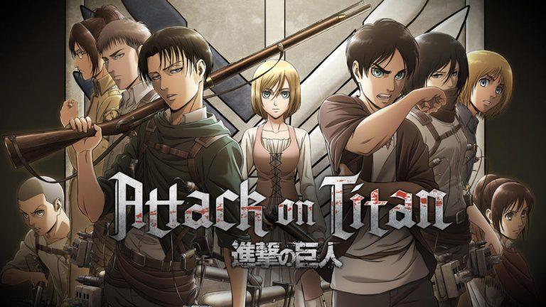 """When Will """"Attack on Titan"""" Season 4 Release On Hulu ..."""